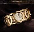นาฬิกา WEIQIN สีทอง สวยหรู premium