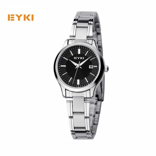 นาฬิกา EYKI สีดำ สวย เรียบหรู คุณภาพดี