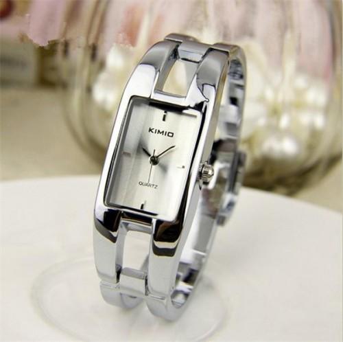 นาฬิกายี่ห้อ KIMIO สไตล์กำไล สวยดูดีสุดๆ