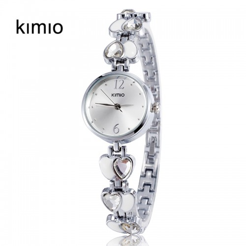 KIMIO สวยๆ สีขาว น่ารักสดใส รูปหัวใจ แฟชั่นมากๆ