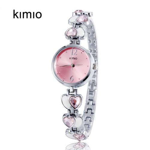 KIMIO สวยๆ สีแดง น่ารักสดใส รูปหัวใจ แฟชั่นมากๆ