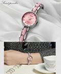 นาฬิกาสวยหรู สีชมพู SINObi ดูดี แถมน่ารักสุดๆ