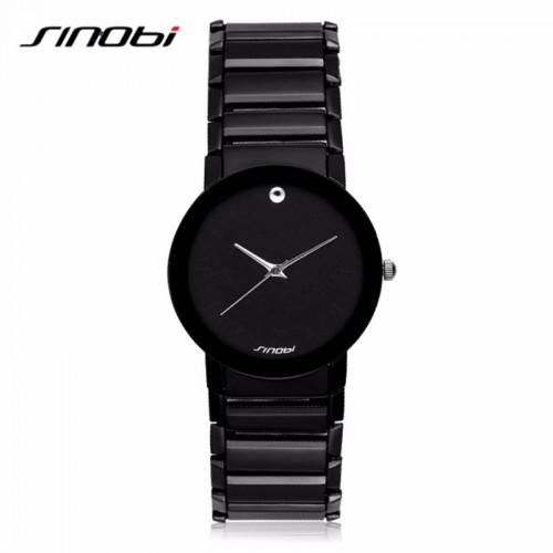 นาฬิกา SINObi สีดำ ลุคเก๋ๆเท่ห์ๆ สวยดูดี