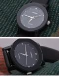 นาฬิกาสายหนัง Sinobi สีดำ เรือนเล็ก สวยดูดี
