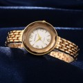 นาฬิกาจาก BAOSAILI สีทอง พร้อมใส่ออกงาน ทรงสวยหรู