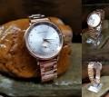 นาฬิกาสวยหรู Mini Focus สีพิงค์โกลด์ ดูดี งาน premium