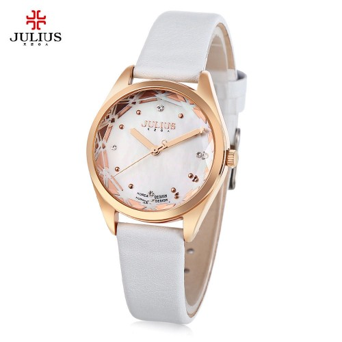 julius-JA-973-Women-Dress-Watches-Female-Leather-Band-Shell-Dial-Quartz-Watch