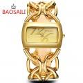 นาฬิกา BAOSAILI สีทอง สวยหรูมาก เหมาะกับการใส่ออกงานสุดๆ