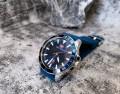 นาฬิกา MiniFocus สายยางคุณภาพเยี่ยม เรือนสีน้ำเงิน