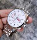 นาฬิกาแบรนด์ NIBOSI หน้าปัดขาว สวยหรู