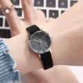 นาฬิกาแบรนด์ Julius สีเทาดำ หน้าปัดสวยหรูมาก