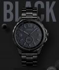 นาฬิกา SKMEI สายสแตนเลสสีดำล้วนทั้งตัวเรือน เท่ห์มาก