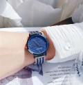 นาฬิกา Mini Focus สีน้ำเงิน ดีไซน์สวยหรูมาก ดูดีมีระดับ