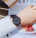 นาฬิกา Mini Focus สีดำ ดีไซน์สวยหรูมาก ดูดีมีระดับ