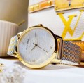 นาฬิกา Mini Focus สีทอง ดีไซน์สวยหรูมาก ดูดีมีระดับ